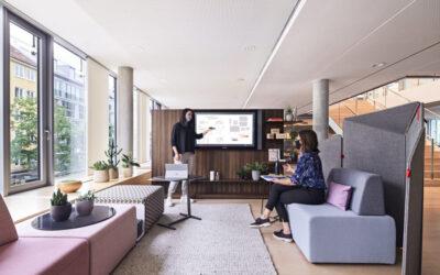 Dizajniranje sigurnih i atraktivnih kancelarija u koje se ljudi žele vratiti