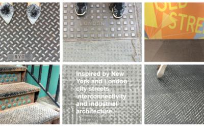 Kolekcija koja vodi na putovanje ulicama New Yorka i Londona